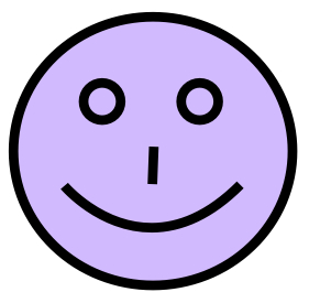 lilac smiley